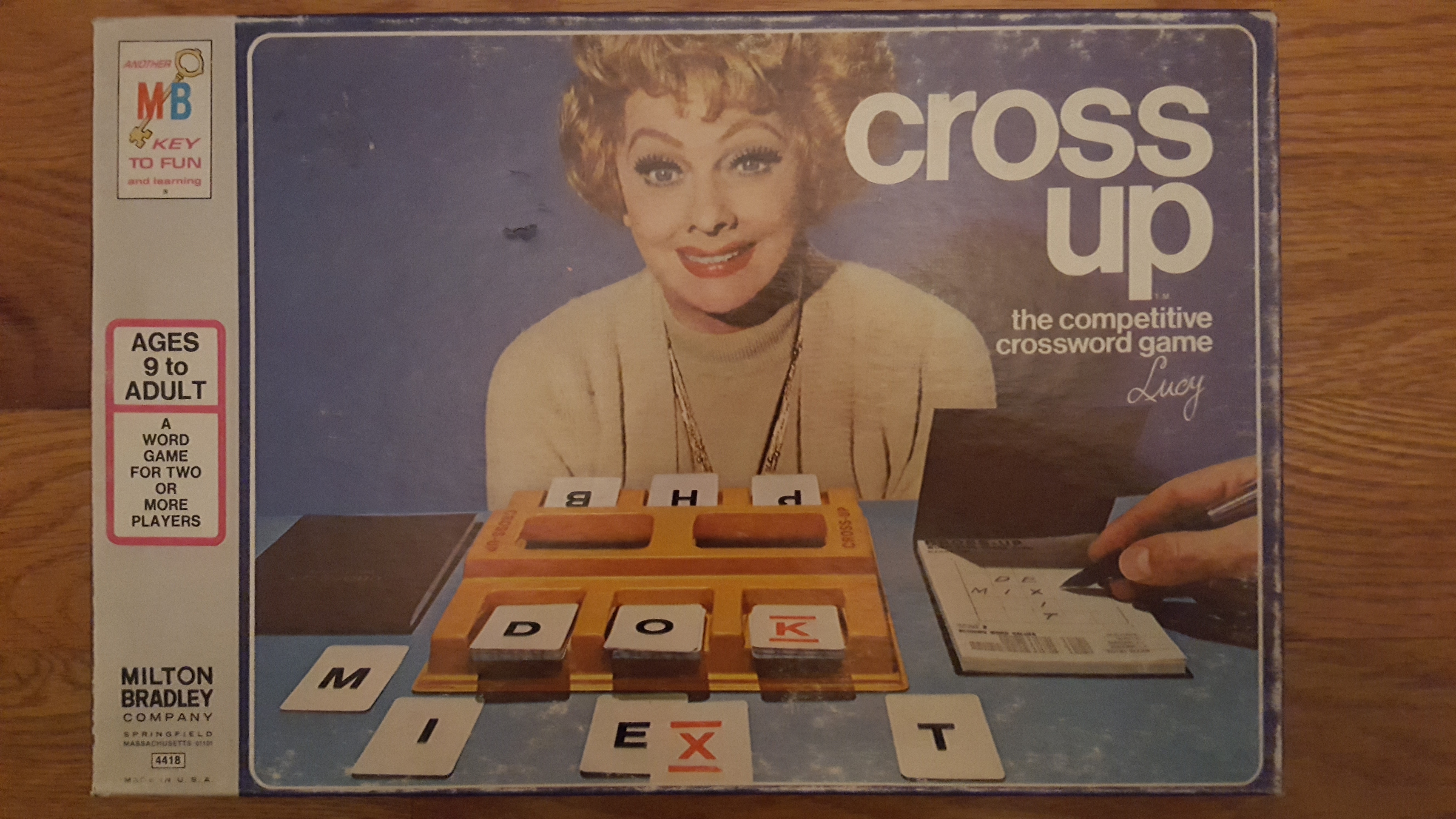 Cross-Up Box Cover