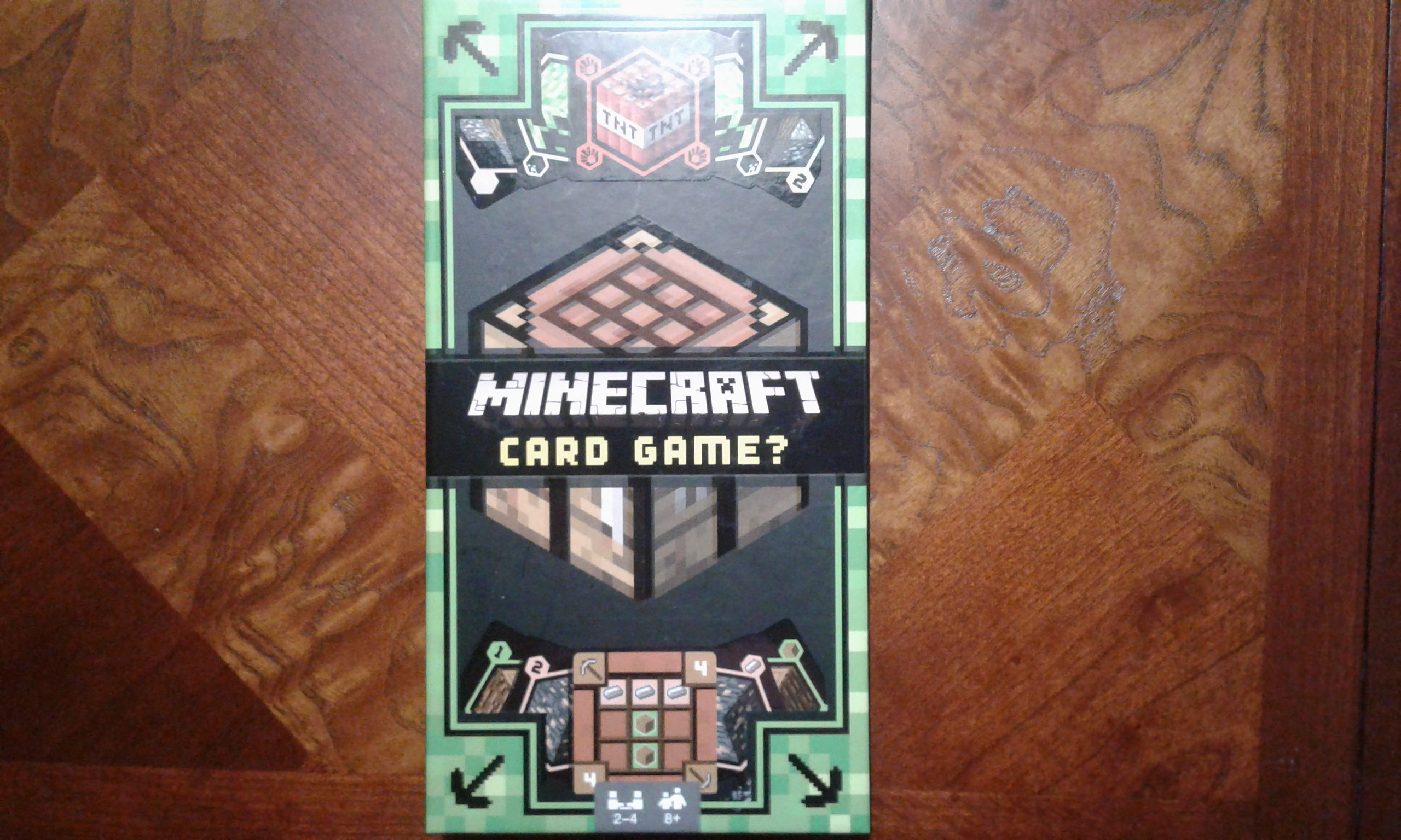 Minecraft: Card Game?