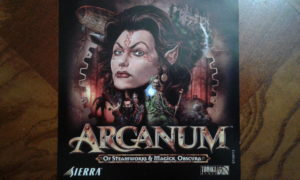 Arcanum Cover Art