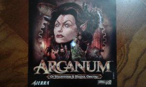 Arcanum Cover Art