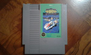 Seicross game cartridge