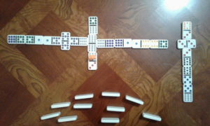 Mexican Train gameplay