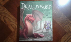 Dragonwood Game Box