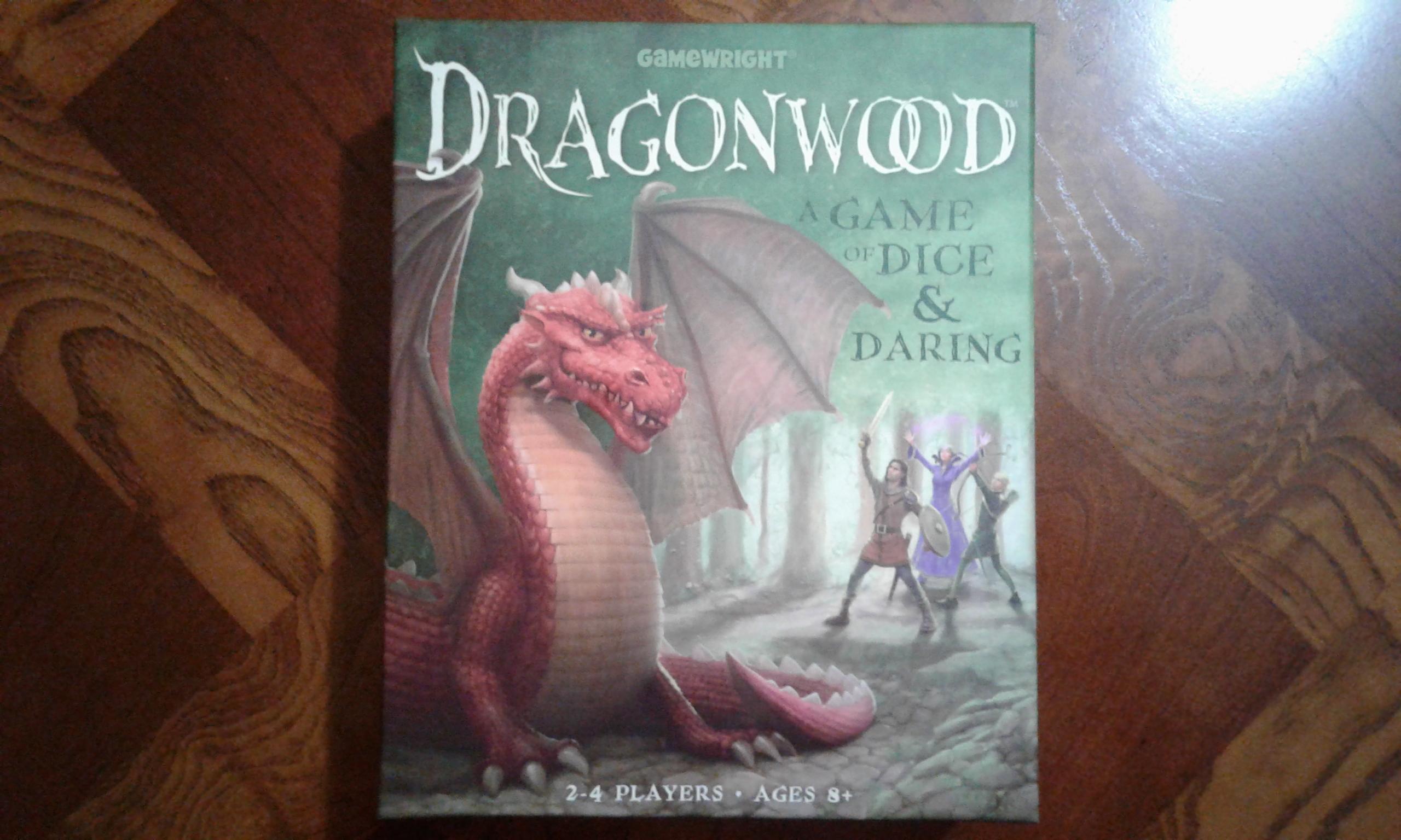 Dragonwood Game Box