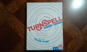Turnspell Game Box