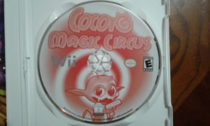 Cocoto Magic Circus Game Disc