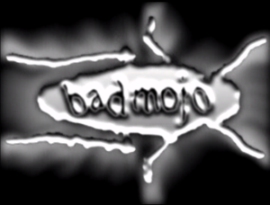 Bad Mojo Title Screen