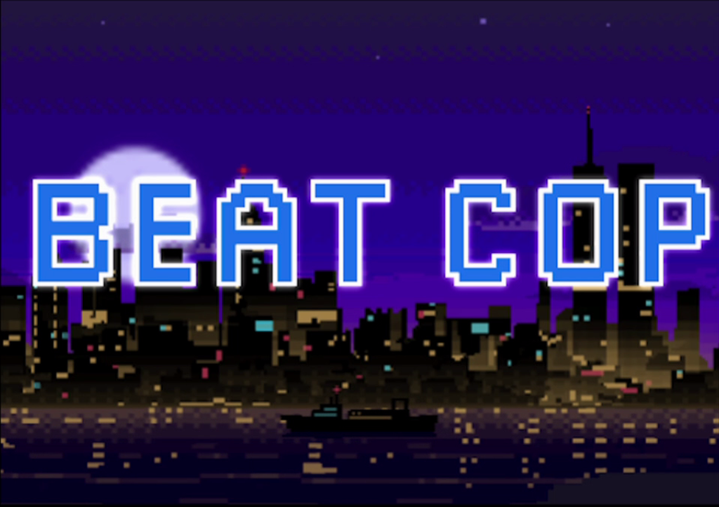 Beat Cop Title Screen