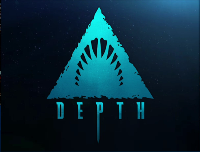 Depth Title Screen