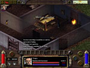 Arcanum Gameplay