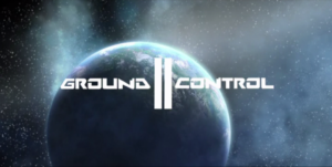 Ground Control II Title Screen