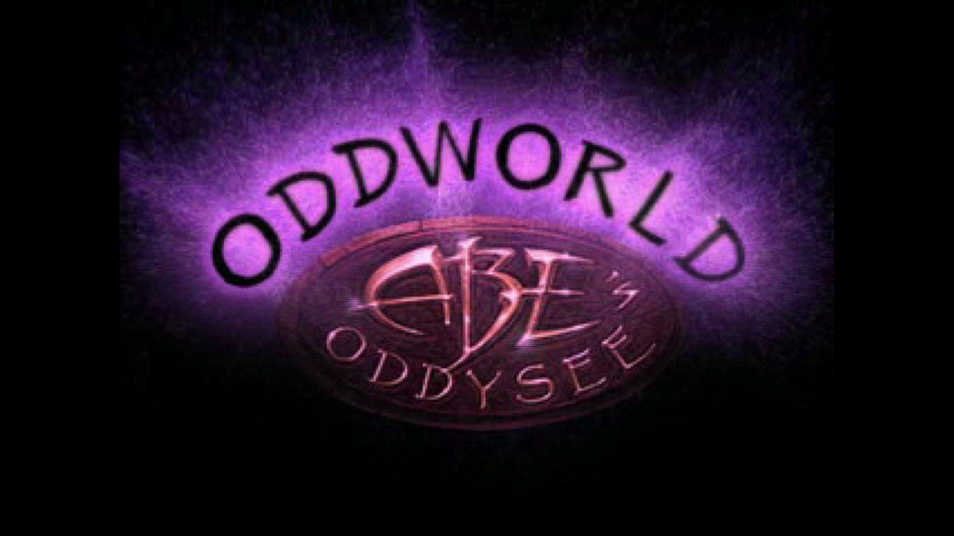 Oddworld: Abe's Oddysee Title Screen