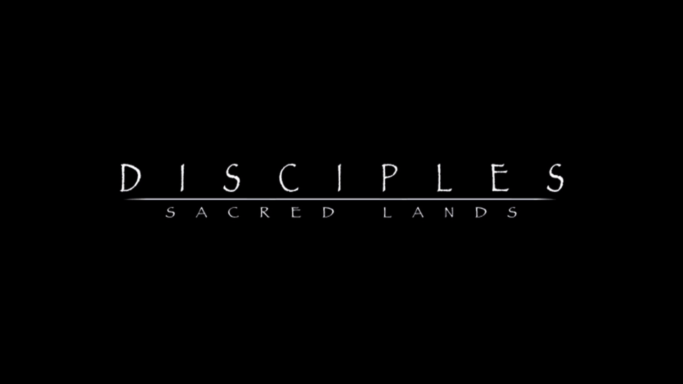 Disciples: Sacred Lands Title Screen