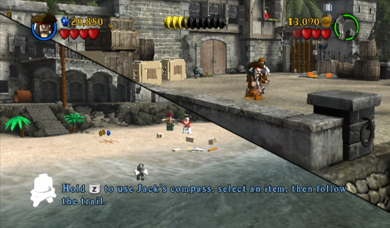 lego pirates of the caribbean level 20