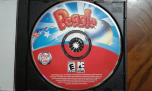 Peggle Game Disc