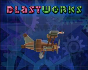Blast Works Title Screen