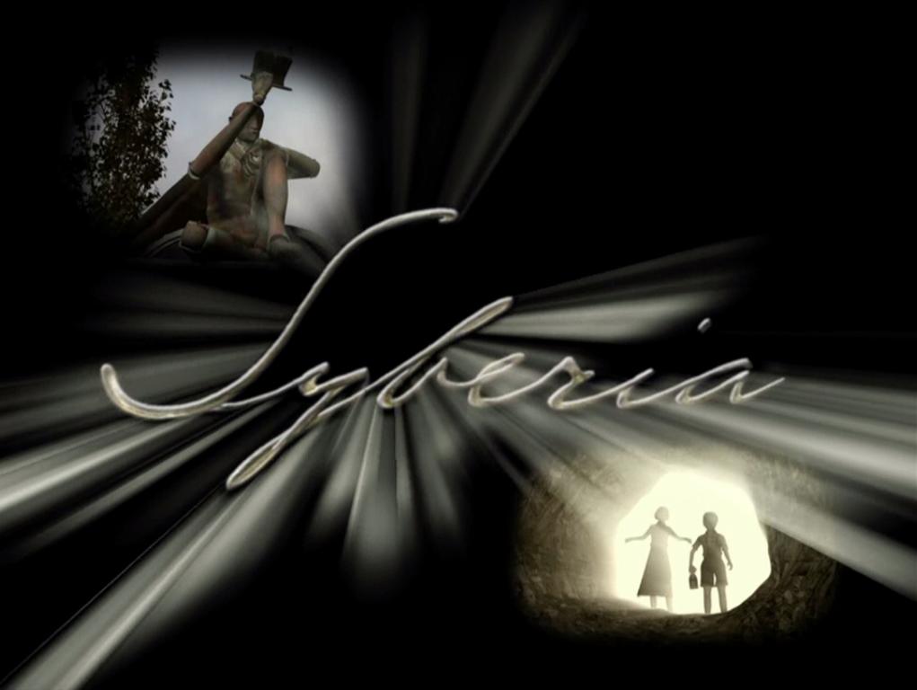 Syberia Title Screen