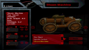 I can drive a Steam Machine while playing on my Steam Machine.