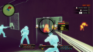 Press Spacebar to Enter Battle Focus Mode.