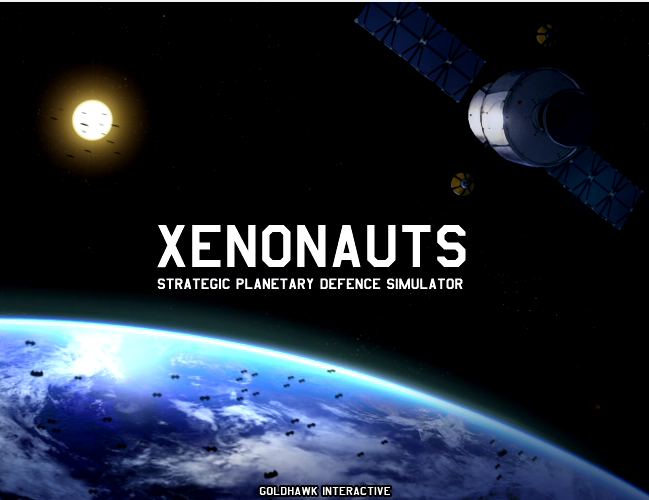 Xenonauts Title Screen