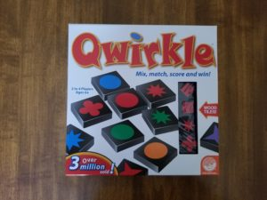 Quirkle Game Box
