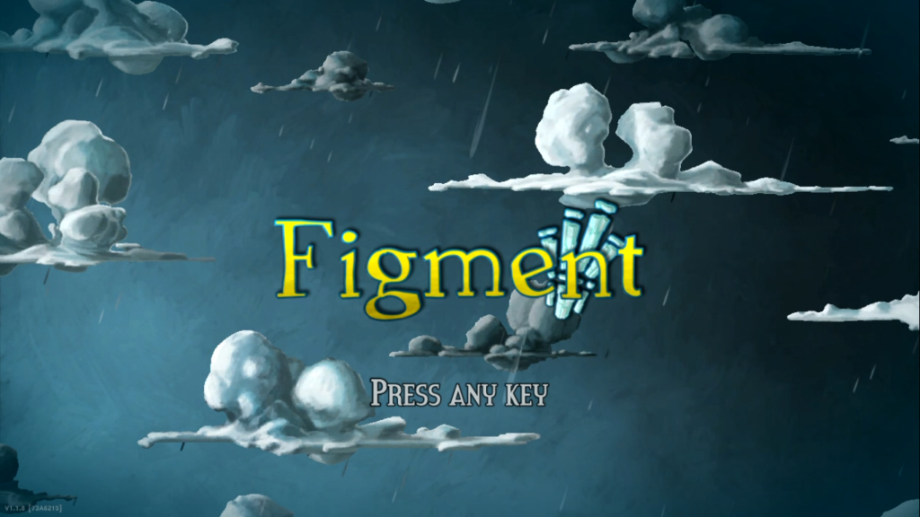 Figment Title Screen